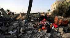 الاحتلال يعلن انتهاء عدوانه على قطاع غزة