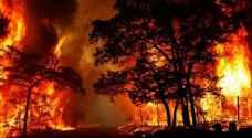 مخاوف من إمتداد الحرائق على طول الساحل الشرقي لأستراليا