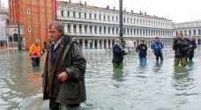 """البندقية الإيطالية في أسوأ حالاتها """"صور وفيديو"""""""
