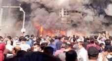 منظمة العفو الدولية : ارتفاع حصيلة القتلى في ايران الى 106
