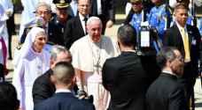 البابا فرنسيس يصل إلى تايلاند