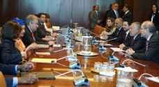 الملك يؤكد موقف الأردن الثابت والرافض للمستوطنات في الأراضي الفلسطينية