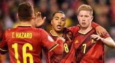 دي بروين ينتقد قرعة كأس أوروبا 2020