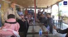 مزارعون يطالبون الحكومة بإستغلال واستثمار أراضي الباقورة