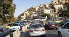 أزمات السير الخانقة في عمّان.. الأردنيون يشتكون ولا حلول فعالة