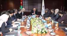 """تجار طبربور يفوضون تجارة عمان للمطالبة بتعويضهم عن اضرار """"الباص السريع"""""""