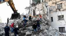 زلزال بقوة 6,4 درجات يودي بحياة تسعة أشخاص في ألبانيا