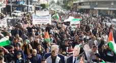 مسيرات في انحاء فلسطين ومواجهات مع قوات الاحتلال