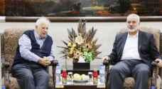 حماس تعلن تاجيل ردها المكتوب حول الانتخابات لرئيس اللجنة حنا ناصر
