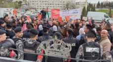 """ناشطون ضد """"غاز الاحتلال"""" يطلقون دعوة احتجاج عند الدوار الرابع"""