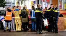 ثلاثة جرحى في عملية طعن في سوق تجارية بلاهاي بهولندا