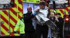 الشرطة البريطانية تكشف ان منفذ الاعتداء بالسكين في لندن مدان سابق