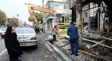 """منظمة العفو: """"208 قتلى على الاقل"""" حصيلة قمع الاحتجاجات في ايران"""