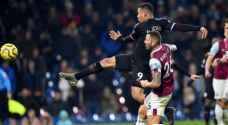 بطولة انكلترا: مانشستر سيتي يقلص الفارق عن ليفربول موقتا