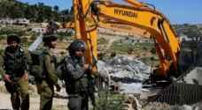 منظمة حقوقية: الاحتلال هدم 165 منزلا في القدس منذ مطلع 2019