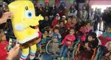حملتان في الأزرق والقويسمة بمناسبة يوم الإعاقة العالمي