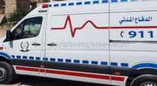 9 إصابات بحادثي سير منفصلين في عمان والبلقاء