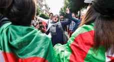 تظاهرات في الجزائر احتجاجًا على الانتخابات الرئاسية