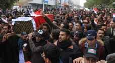 تصاعد وتيرة الاحتجاجات في العراق بعد اغتيال ناشط مدني بارز