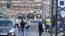 الفلسطينيون يحيون الذكرى الثانية والثلاثين للانتفاضة الأولى.. فيديو
