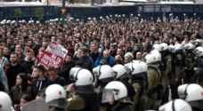 آلاف المتظاهرين مجددا في فرنسا رفضا لإصلاح أنظمة التقاعد