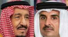 تفاؤل حذر بانفراج في أزمة قطر رغم تغيب أميرها عن قمة الرياض