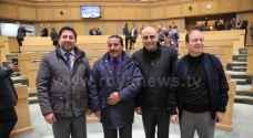 لقطات للنواب والوزراء داخل وخارج قبة البرلمان