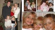 زوجان أمريكيان يفقدان أطفالهما الثلاثة.. وبعد عام تحدث المعجزة