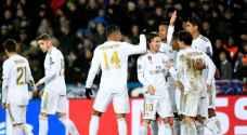 ريال مدريد يثأر من كلوب بروج