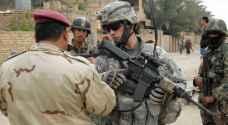بغداد .. هجوم بصاروخين قرب قاعدة تأوي جنوداً أمريكيين