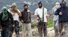 الاحتلال قلق من تصاعد اعتداءات المستوطنين ضد الفلسطينيين