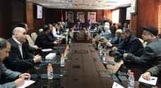 وزير المياه والري: بدء تطبيق نظام سكادا وطني لمراقبة وادارة مصادر المياه في المملكة