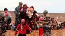 الأردن يحذر المجتمع الدولي من التخلي عن اللاجئين