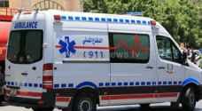 7 إصابات بحادث تصادم في عمان