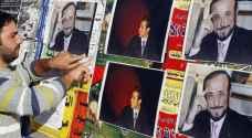 إدخال رفعت الأسد للعناية المركزة في باريس