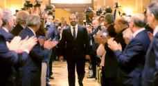 الحريري مغادراً قصر بعبدا: الله يوفق الجميع