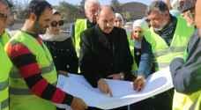 وزير الأشغال: الباص سريع التردد مشروع تنموي يخفف أزمات المرور
