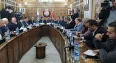 وفد أردني يبحث في دمشق تعزيز علاقات المملكة الاقتصادية مع سوريا