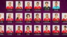 منتخب الشابات لكرة القدم تحت 18 يرفع من وتيرة تحضيراته لبطولة غرب آسيا