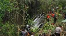 مقتل نحو 24 شخصًا بتدهور حافلة في أندونيسيا