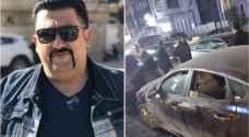 محاولة اغتيال فنان عراقي شهير على يد مجهولين.. فيديو