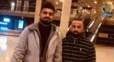العراقي شكور يصل عمان للتوقيع مع الفيصلي