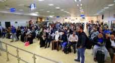 37 ألف مسافر تنقلوا بين الأردن وفلسطين منهم 11 حالة مرضية