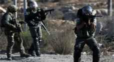 اصابة فلسطيني برصاص الاحتلال شمالي غزة