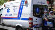 وفاة وإصابة بحادث تدهور مركبة في مأدبا