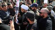 """محتجون عراقيون يقتحمون حرم السفارة الأمريكية في بغداد """"صور وفيديو"""""""