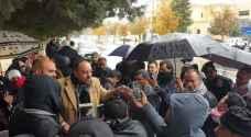 وقفة احتجاجية للمطالبة بعدم حبس المدين في عمان - فيديو وصور