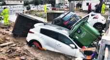 وفاة شاب وامرأة جراء الفيضانات في يافا - فيديو وصور