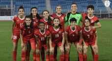 منتخب الشابات يودّع منافسات بطولة غرب آسيا على يد البحرين
