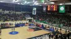 الوحدات يواجه الجبيهة في ثاني لقاءات الفريقين في نصف نهائي دوري السلة